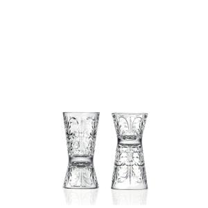 Jigger di vetro 3/6 cl - RCR Crystal