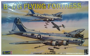 B-17G Flying Fortress REVELL 85-5600