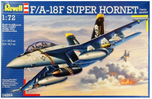 F/A-18F Super Hornet /twin seater REVELL 04864