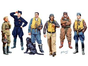 Famous pilots of WWII