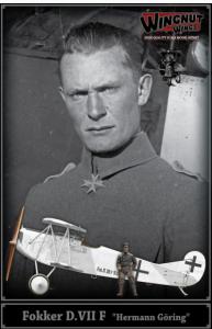 """Fokker D.VIIF """"Hermann Göring"""