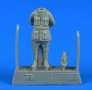 French WWI Pilot