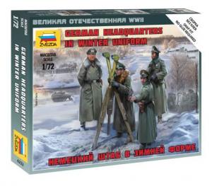 German HQ Winter