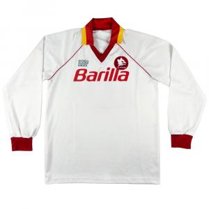 1990-91 Roma Maglia Away