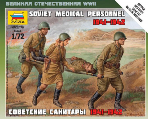 SOVIET MEDICAL PERSONNEL