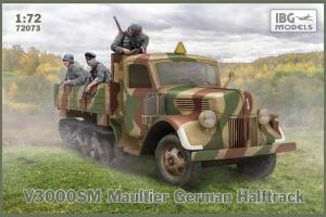 V3000SM Maultier German Halftrack