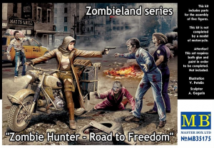 Zombie Hunter - Road to Freedom