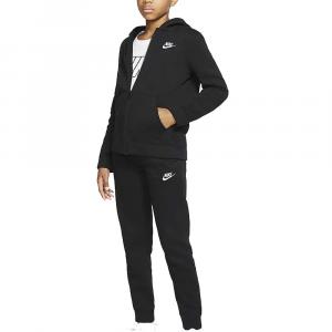Nike Tuta Completa Swoosh Black da Bambino