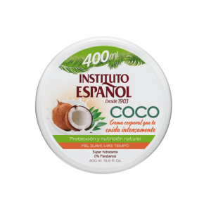 Body Cream Coconut Super Hydratant 400ml