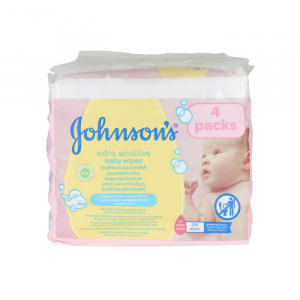 Baby Extra Sensitive Wipes 224 units