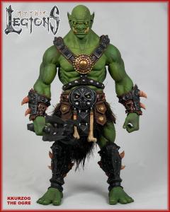 Mythic Legions - Siege At Bjorngar: KKurzog (Giant)