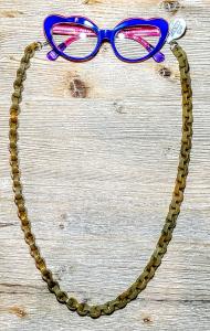 Catenina portaocchiali lunari/made in Italy