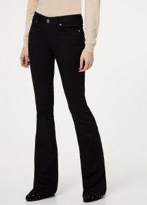 Pantalone jeans Liu Jo jeans bottom up vita regolare WXX036T7144