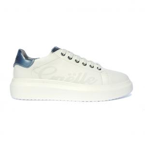 Sneaker bianca/argento Gaëlle Paris