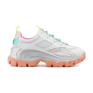 Chunky sneaker bianca Liu Jo