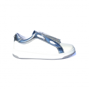 Slip on argento Apepazza Girl