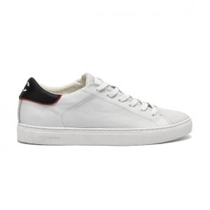 Sneaker bianca Crime London - IN ARRIVO