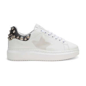 Sneaker bianca/nera NiRa Rubens - IN ARRIVO