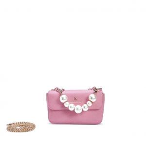 Minibag cipria con perle PashBag