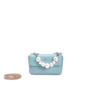 Minibag cielo con perle PashBag