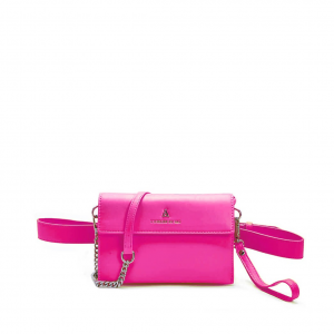 Clutch fuxia PashBag