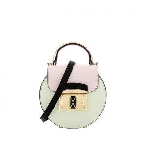 Borsa a mano/mini cappelliera pistacchio Cromia