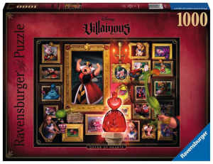 Villainous:Queen of Hearts1000p
