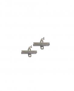 COPPIA di Carboncini Vacuum Motor for motore Ametek Cod: 053200274.00