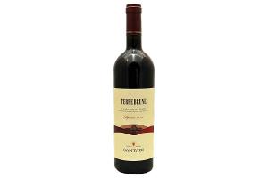Vino Rosso Terre Brune Carignano del Sulcis DOC Superiore 2015