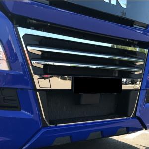 MAN Inserti laterali porta targa Adatto Man TGX Euro 6 Ultimo modello