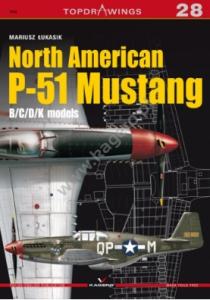 8 North American P-51 Mustang B/C/D/K models