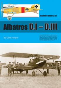 Albatros D.I - D.III By Dave Hooper
