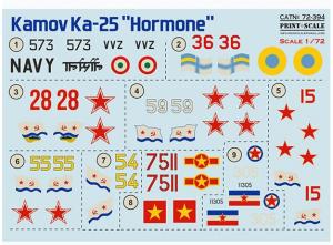 Kamov Ka-25 'Hormone'