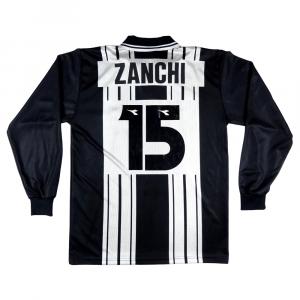 1998-99 Udinese Maglia Match Worn #15 Zanchi XL (Top)