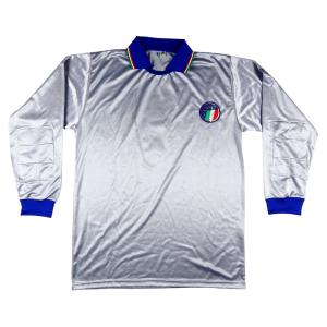 1987-88 Italia Maglia Match Worn #1 Zenga L (Top)