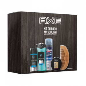 Axe Care pack for Men with Ice Chill Set5 Parti 2020