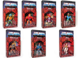 Masters of the Universe: Mexico WAVE 2 Los Amos (ver. Messico)