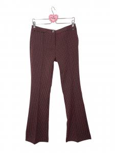 pantalone a zampa fantasia