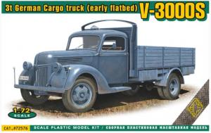 3t German Cargo Truck V-3000S