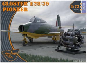 Gloster E28/39 Pioneer