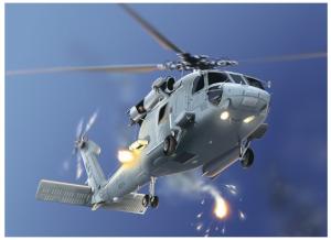 HH-60H SeaHawk ITALERI 1210