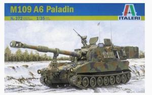 M109A6 'Paladin' ITALERI 372