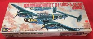 Messerschmitt Bf-110C-4/C-4B ''JABO'' REVELL H-249