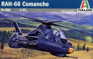 RAH-66 Comanche ITALERI 058