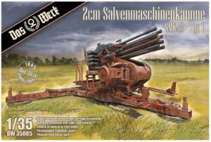 Salvenmaschinenkanone SMK 18