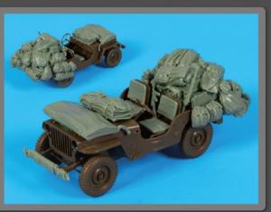 US Jeep accessories set (TAM)