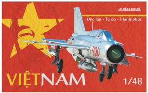 Vietnam MiG-21PFM