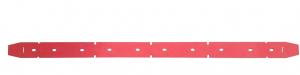 2180SR (60 CM)  vorne Sauglippen für Scheuersaugmaschinen VLX