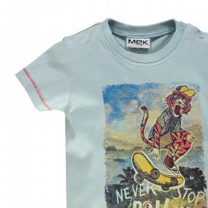 T.shirt jersey moda 3-24 mesi