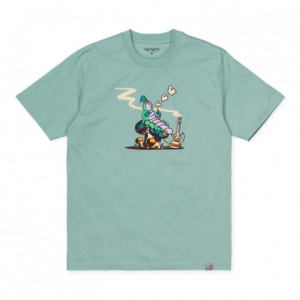 T-Shirt Carhartt Silkworm
